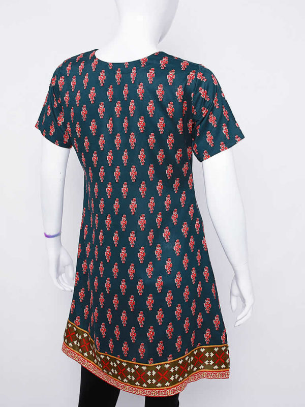 Lahore Colorful Tunic Dress