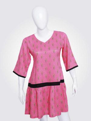 Lovely Pretty Pink Dress